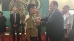 Mininter condecoró a policía que abatió a Romero Naupay - Noticias de carlos romero