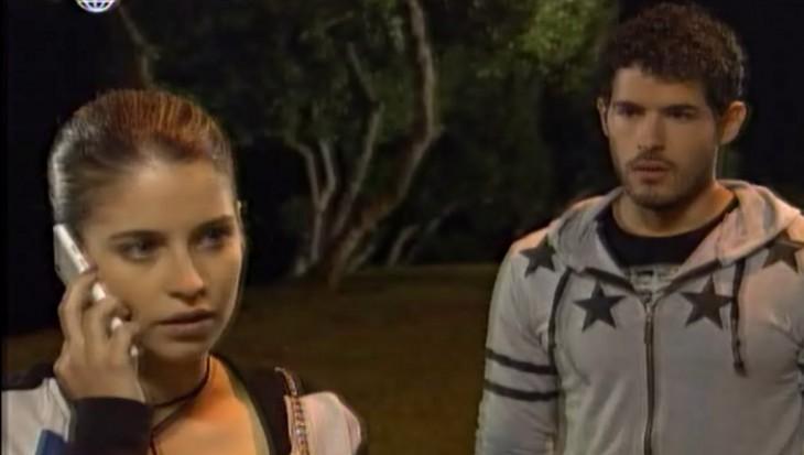 VBQ Todo por la cama: Camila y Marco tuvieron un accidentado reencuentro