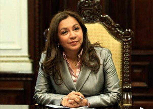 Congresista Marisol Espinoza. Foto: diariocorreo.pe