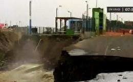 Río Rímac: MML afirma que obras de SMP cerca al puente Dueñas eran ilegales