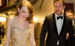 Emma Stone lloró en 'backstage' del Óscar tras recibir premio a Mejor Actriz