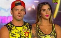 EEG: Korina Rivadeneira tuvo que disculparse por esta mala reacción