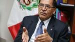 Quintanilla: Ojalá que Chlimper renuncie al BCR por haber trabajado en GyM - Noticias de jose chlimper