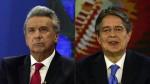 Elecciones en Ecuador: Lasso aventaja por 4 puntos a Moreno en sondeo - Noticias de cristians jesus moreno sanchez concha