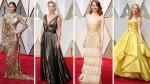 Óscar 2017: las mejor y peor vestidas en la alfombra roja - Noticias de meryl streep