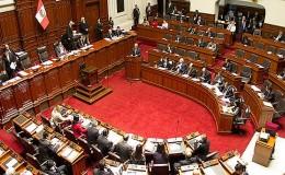 Congreso aprobó que delitos por corrupción no prescriban