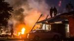 California: cuatro muertos deja choque de avión contra viviendas - Noticias de cessna