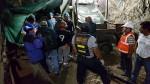 Arequipa: hallan cuerpo de uno de los mineros enterrados por socavón - Noticias de