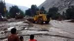 Carretera Central: nuevo huaico afectó a pobladores - Noticias de ticlio