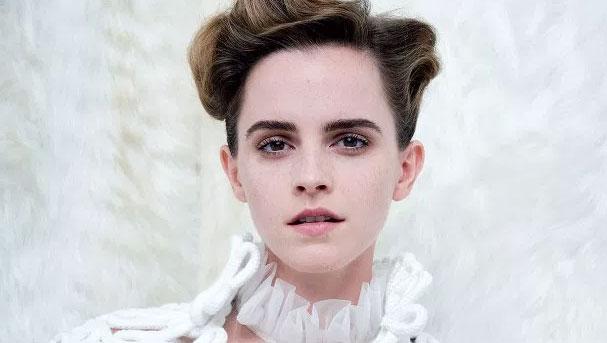 Emma Watson reaccionó a las críticas por su foto en una revista