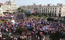 Con mis hijos no te metas: convocan a una nueva marcha para el 25 de marzo