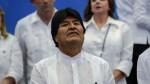 Evo Morales tiene una infección controlable que se tratará en Cuba - Noticias de gabriela cuba