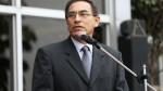 Aeropuerto de Chinchero: Procuraduría denunció a Vizcarra por colusión - Noticias de carlos vargas loret