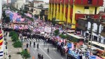 Inició la marcha contra el Currículo Nacional y la ideología de género - Noticias de parque castilla
