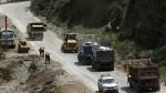 COEN informó que hay cerca de 1500 kilómetros de carreteras dañados por lluvias - Noticias de tormenta manuel