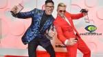 Chino y Nacho: esta fue la despedida de uno de los cantantes - Noticias de chino y nacho