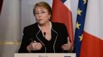 Bachelet destaca el proyecto del aborto en la reducción de brecha género en Chile - Noticias de punto g