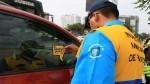 Miraflores: desde el lunes 13 llevarán al depósito los autos mal estacionados - Noticias de vehículos mal estacionados