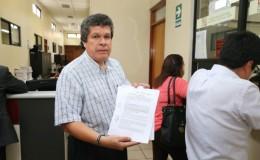 Alejandro Toledo: Benítez presentó apelación contra resolución del juez