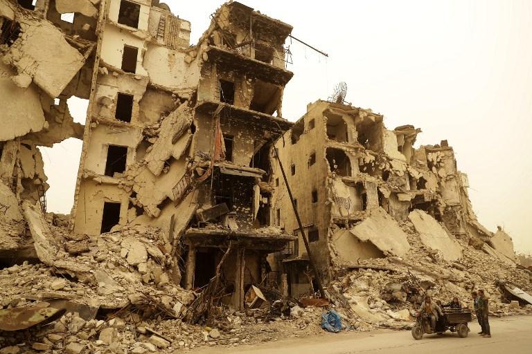 El país contaba con unos 23 millones de habitantes antes del conflicto. (Vía: AFP)