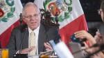 PPK: Caso Odebrecht frena la economía del Perú - Noticias de chaglla