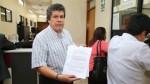 Alejandro Toledo: Benítez presentó apelación contra resolución del juez - Noticias de heriberto benitez