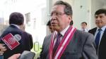 Sánchez se reunió con Policía y Fiscal General de Colombia - Noticias de pablo lavado