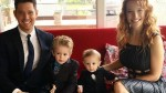 Michael Bublé: su hijo responde bien a los tratamientos contra el cáncer - Noticias de michael buble