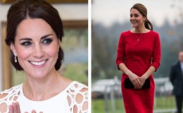 El secreto detrás de la mini cintura de Kate Middleton