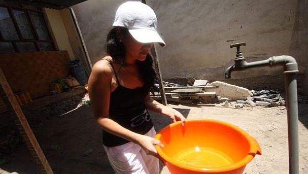 Sedapal cortará servicio de agua este miércoles desde las 10 am hasta