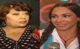 Melissa Loza reaccionó así tras declaraciones de la mamá de Milett Figueroa