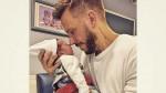 Noel Schajris anunció el nacimiento de su segundo hijo con esta tierna foto - Noticias de noel schajris