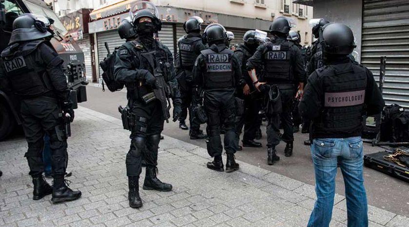 Los hechos se produjeron en el este de la capital francesa, cerca de la plaza de la Nación. (Vía: Twitter)