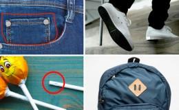 11 cosas que siempre usas pero no sabes para qué fueron creadas