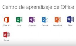 Aprende gratis Word, Excel y otros programas de Microsoft Office