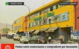 Pánico por incesantes rumores de saqueos en San Juan de Lurigancho