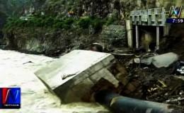 Arequipa: 30% de la población sin agua tras colapso de planta La Tomilla II