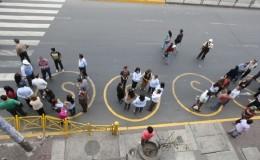 Sismo de 4.1 grados se sintió esta tarde en Lima