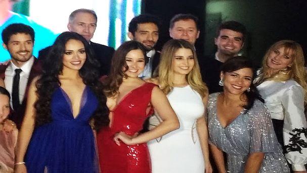 Varias figuras del elenco serán parte de la cita. Foto: Difusión