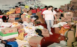 #JuntémonosParaAyudar: dejan mensajes de aliento en donaciones tras huaico