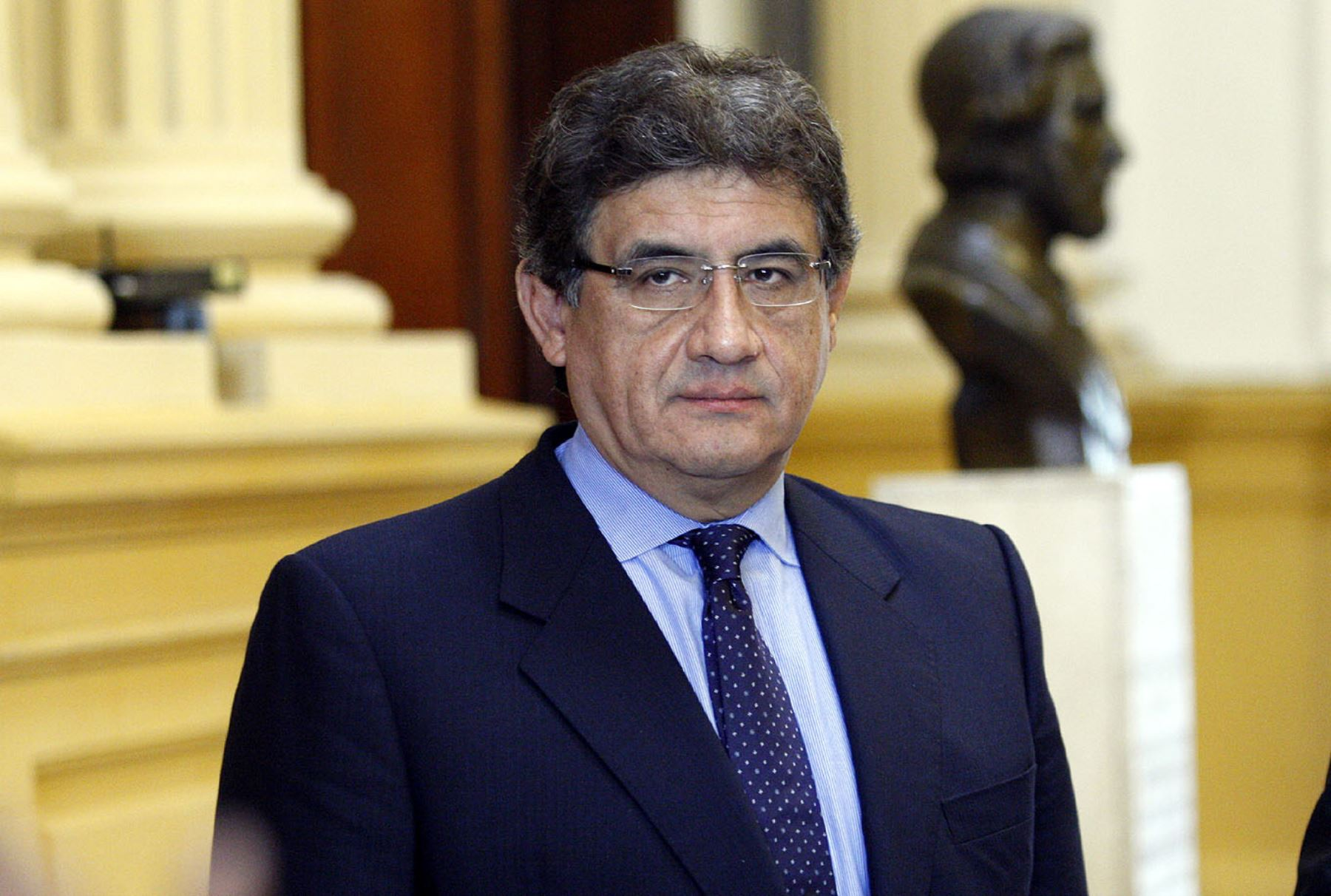 Congresista Juan Sheput. Foto: Agencia Andina