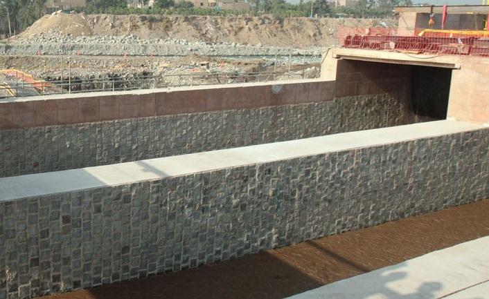 Planta de tratamiento de agua potable fue inaugurada en julio del 2011