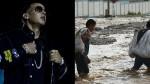 Daddy Yankee dedicó sentido mensaje al Perú tras fuertes huaicos - Noticias de gilberto santos rosa