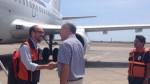 Ecuador entregó ayuda a Perú para damnificados por los huaicos - Noticias de eric anderson