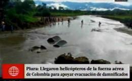 Piura: parte de la carretera Interoceánica quedó destruida por lluvias