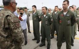 Perú recibe ayuda humanitaria de Brasil para apoyar a los damnificados
