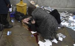 Londres: impactantes fotos muestran víctimas del ataque terrorista