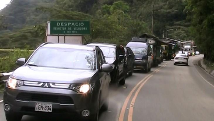 Anuncian cierre de Carretera Central y Panamericana Norte