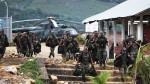 Fenómeno El Niño: Fuerzas Armadas apoyarán las labores de la PNP por 30 días - Noticias de policía