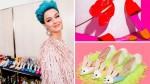 Katy Perry: Así es la nueva colección de sus divertidos zapatos - Noticias de katy garciahttp